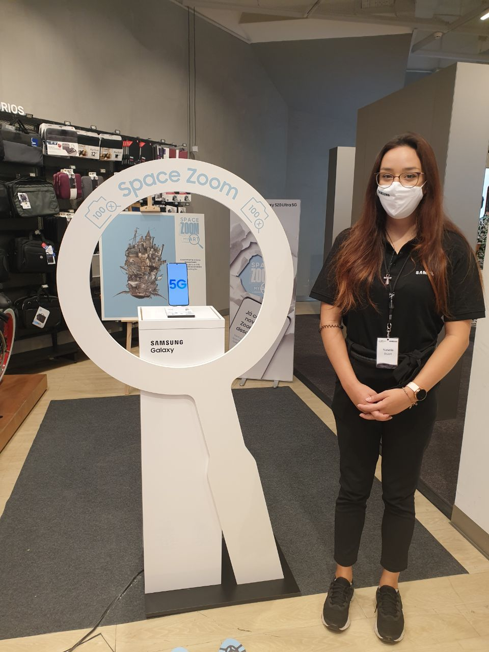 Samsung S20 FE 5G Campaign
