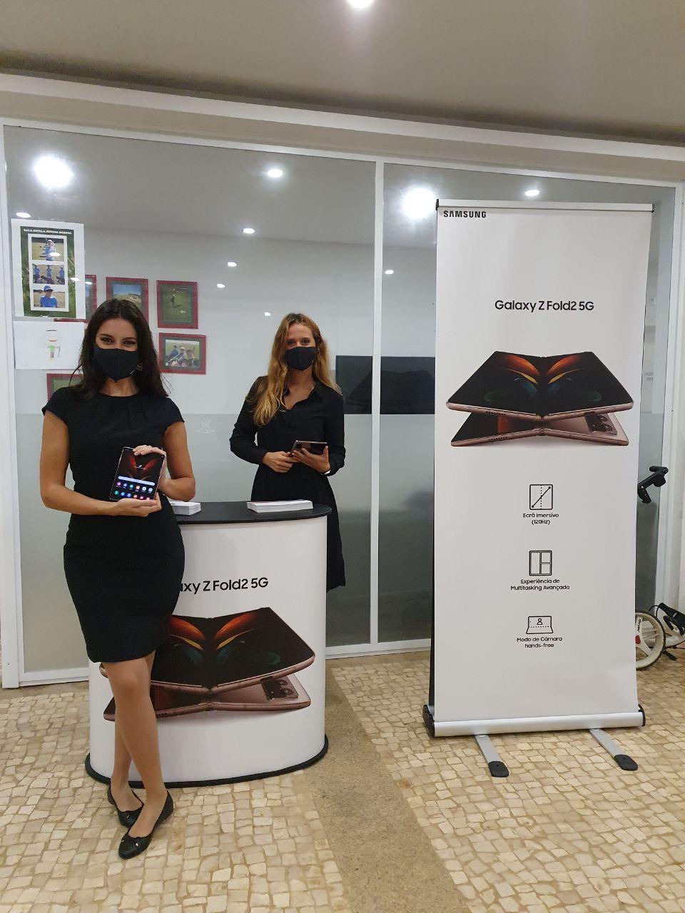 Apresentação Samsung ZFold 2
