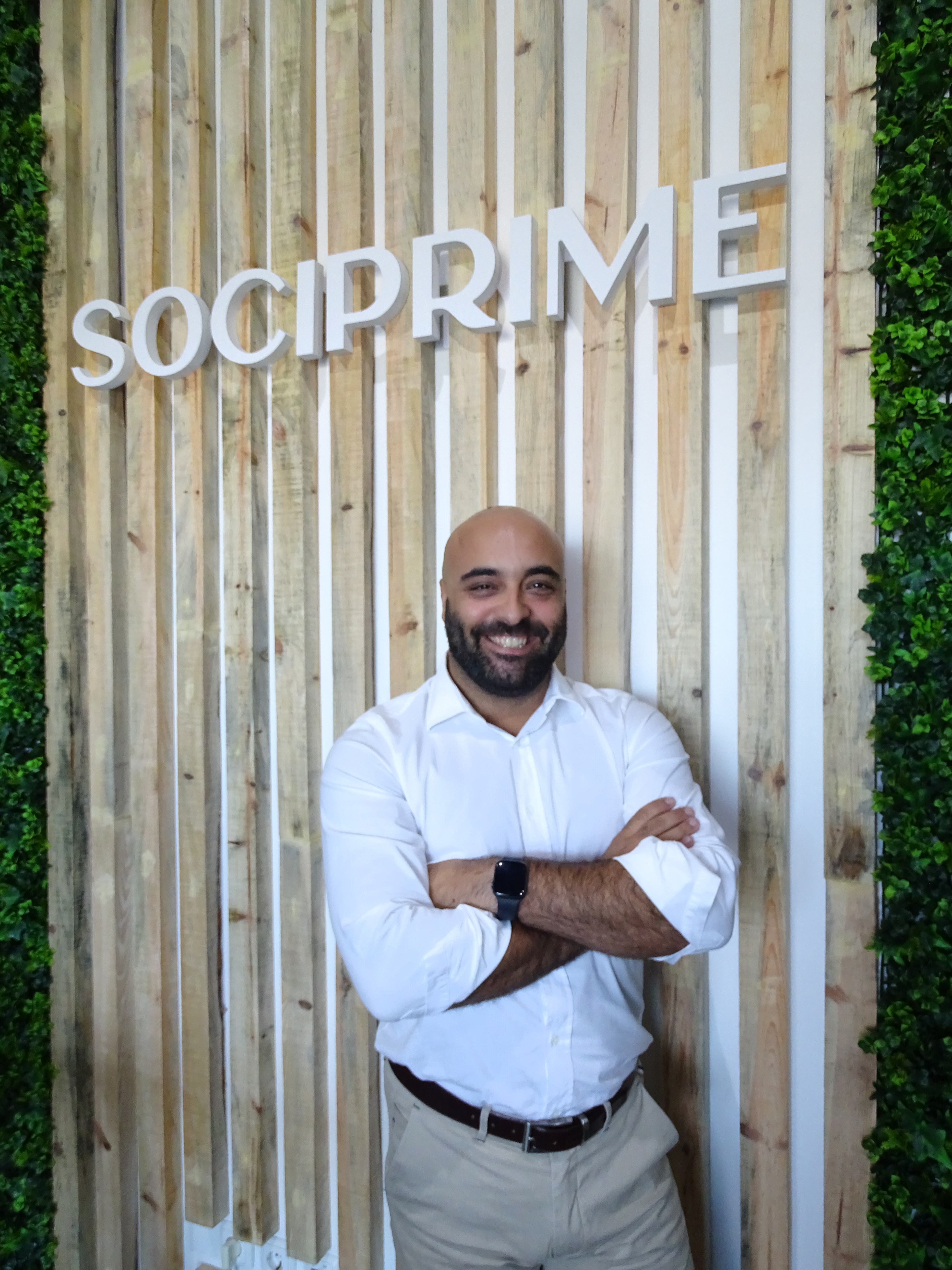 Vexillum supports Sociprime certification
